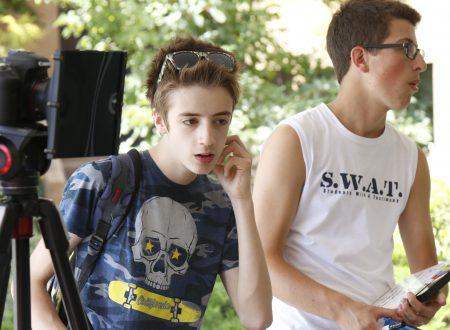 Il regista diciassettenne sfida i bulli