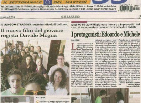 Saluzzo Oggi – 12/07/2016