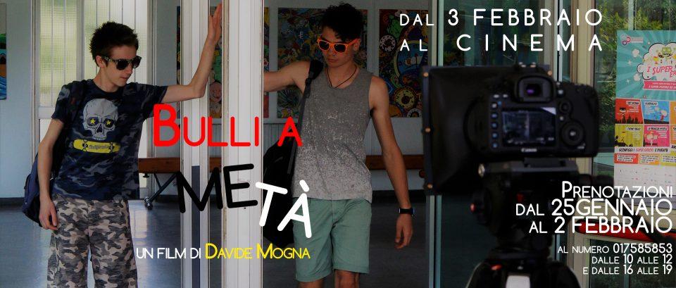"""Bulli a metà al Cinema Teatro """"Magda OIivero"""" di Saluzzo venerdì 3 febbraio alle ore 21"""